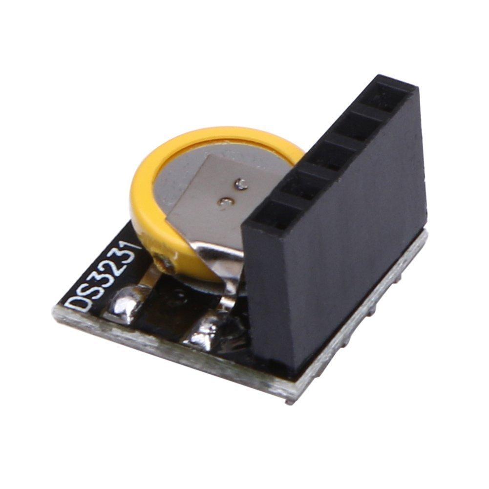 5/x daorier DIY DS3231/Real Time Clock 400/kHz I2/C Pr/äzision RTC Uhr Speicher Modul f/ür Arduino Raspberry Pi