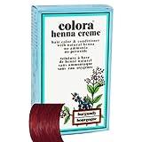 Colora Henna burgundy cream, 60 milliliter