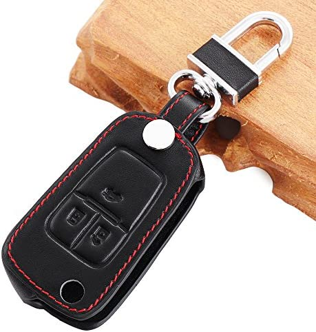 Topdeco Kfz Halter Schlüssel Fernbedienung Case Cover Hülle Wallet Schlüssel Fernbedienung Case Auto