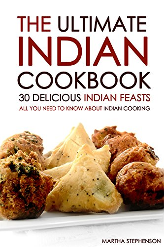 Ultimate Indian Cookbook Delicious Cooking ebook