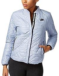 Women's Sportswear Quilted Jacket Glacier Grey 854747 023