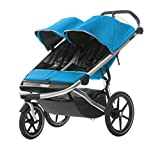 Thule Urban Glide - Double Jogging Stroller (Blue)