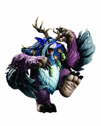 DC World of Warcraft Premium Series 4 Action Figure - Moonkin: Wildmoon by DC Unlimited