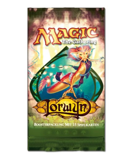 Magic the Gathering: 10th Edition MTG Lorwyn Booster Pack (15 cards/pack) 10th Edition Booster