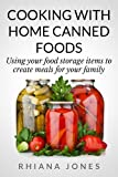 Do you want to save both time and Money?Cook with Pantry Items you Can at home! Or stock up on canned items from the store for a quick weeknight meal. Each of the 30 recipes in this cookbook provides you with an interesting and tasty way to use up th...