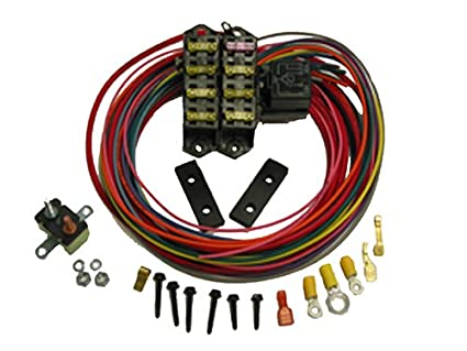 Wondrous Amazon Com Painless Wiring 70107 Cirkit Boss Kit 7Circ Automotive Wiring 101 Eumquscobadownsetwise Assnl