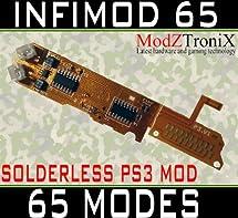 PS3 Repair Part IntensaFire Rapidfire Mod Kit Solderless