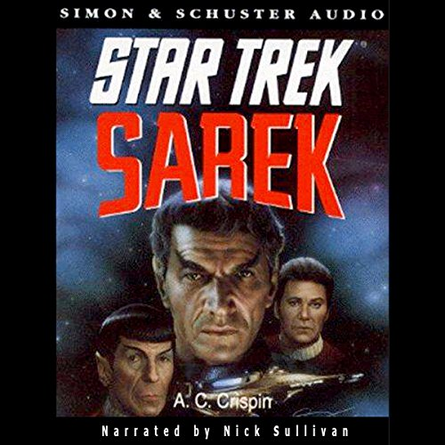 Sarek: Star Trek Pocket Books, Book 69 Audiobook [Free Download by Trial] thumbnail