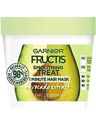 Garnier Fructis Smoothing Treat 1 Minute Hair Mask +...