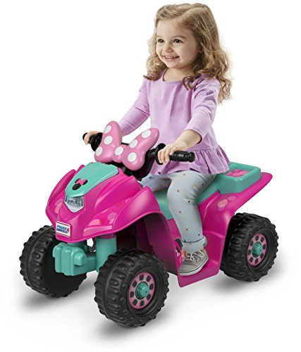 Power Wheels For Grass