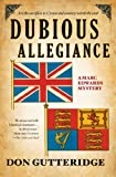 img - for Dubious Allegiance (Marc Edwards Mysteries) book / textbook / text book