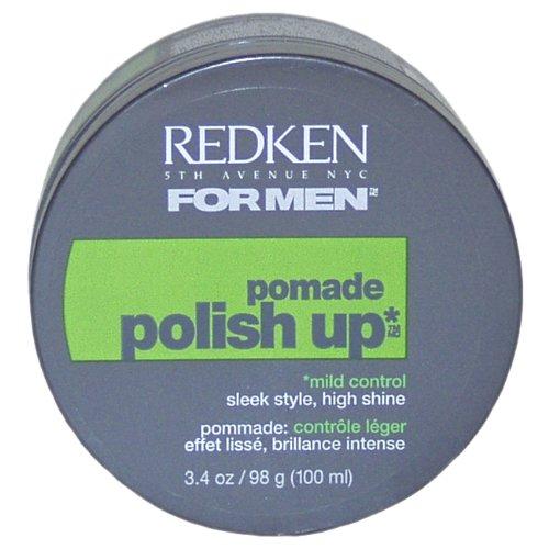 Redken Men Polish Up Defining Pomade, 3.4-ounce
