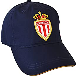 AS MONACO Casquette Collection Officielle - Football - Taille réglable
