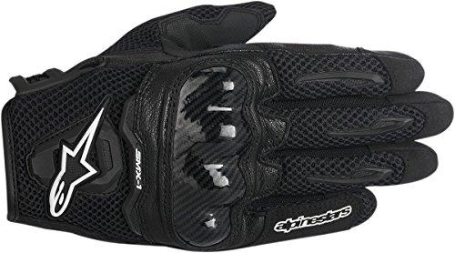 Alpinestars SMX-1 Air Mens Motorcycle Gloves - Black - ()
