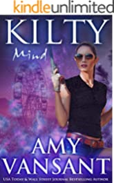 Kilty Mind: A Time-Travel Urban Fantasy Romantic Thriller with a Killer Sense of Humor (Kilty Series Book 3)