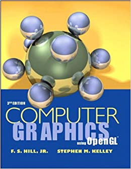 Computer Graphics Using Opengl Fs Hill Ebook