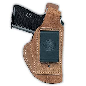 Galco Waistband Inside The Pant Holster for S&W M&P Compact 9/40 (Natural, Right-hand)
