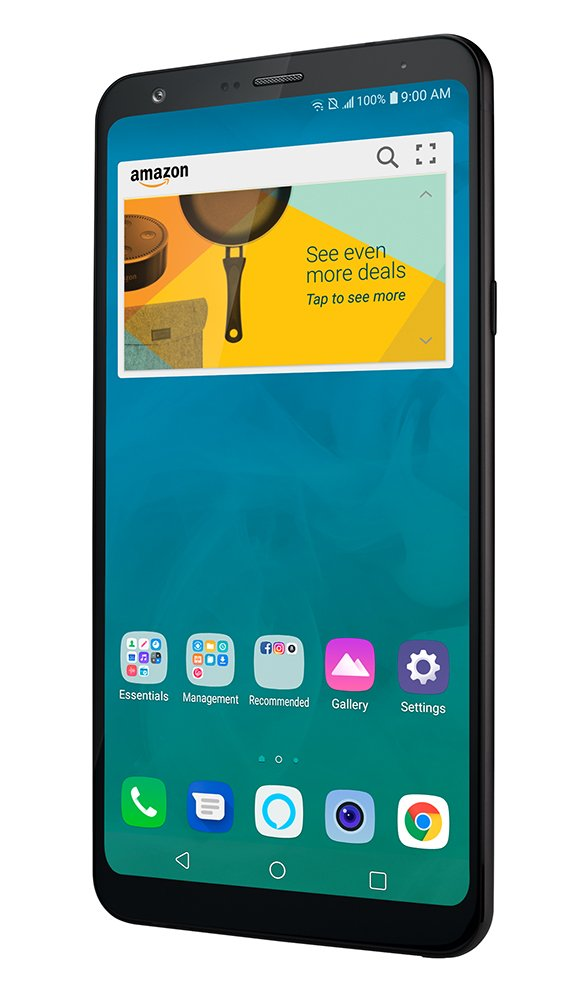 LG Stylo 4 – 32 GB – Unlocked (AT&T/Sprint/T-Mobile/Verizon) – Aurora Black – Prime Exclusive Phone by LG (Image #4)