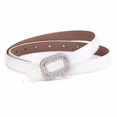 Betrothales Cinturón Para Mujer Elegante Vestido Casual Chic De ...