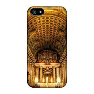Sanp On Case Cover Protector For Iphone 5/5s (beautiful Alter In Cathedral Hdr)