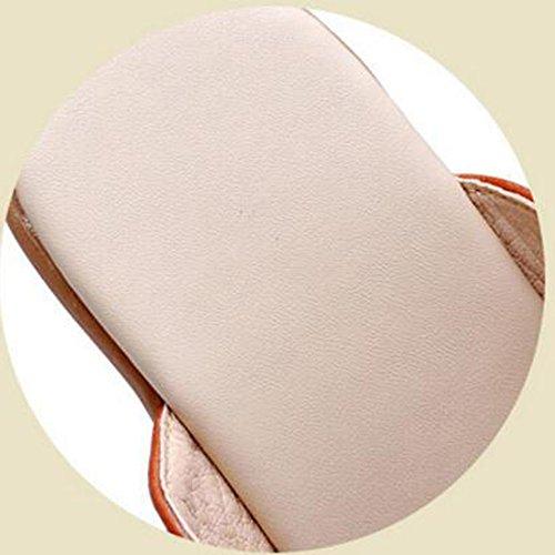 Sandali dimensioni formato da donna Sandali sandali XIAOLIN con Colore in UK6 pelle CN40 in 5 EU39 Colore pelle facoltativo 02 piatti da 02 donna Estate 5YZnZH