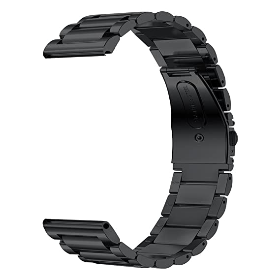 Image Unavailable. Image not available for. Color  GOSETH for Garmin  Vivoactive 3 Stainless Steel ... 796d1d6c77a