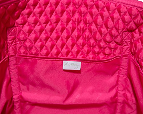 Tote Solid Fuchsia With Bradley Interior Miller Vera Da Donna Viaggio Bag qABwft