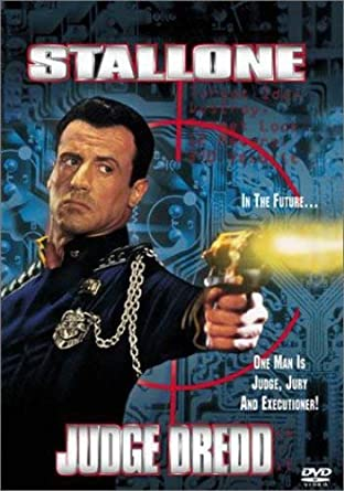 Judge Dredd (Bilingual): Amazon ca: Sylvester Stallone