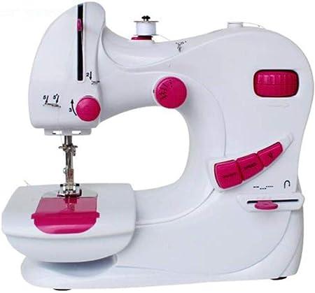 Máquina de coser portátil, máquina de coser de mano eléctrico ...