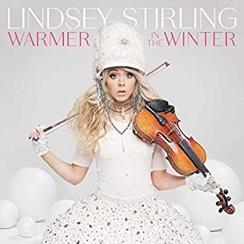 Lindsey Stirling Christmas Album.Warmer In The Winter