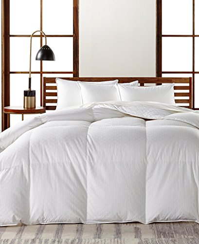Hotel Collection 500 Thread (Hotel Collection European White Goose Down Medium Weight Full/Queen Comforter, Hypoallergenic UltraClean Down)