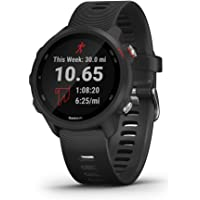Garmin Forerunner 245 Music, GPS Running Smartwatch with Music and Advanced Dynamics,… photo
