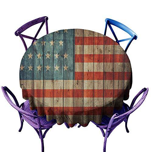 familytaste USA,Outdoor Picnics Round Tablecloth D 60