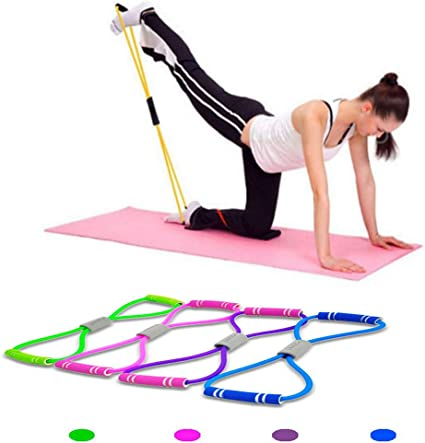 Resistance Band Rubber Sport Training Elastic Bands Loops Home Fitness Equipment
