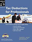 Tax Deductions for Professionals, Stephen Fishman, 1413304044