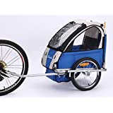 Sepnine baby bicycle trailer for one child BT-505