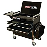 OEMTOOLS 24962 Service Cart with Four Drawers and One Tray