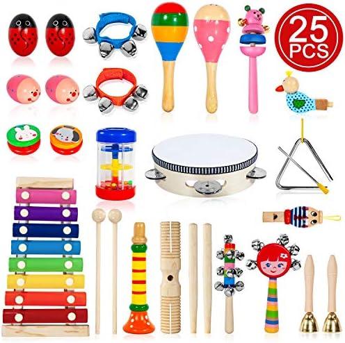TAIMASI Instruments Percussion Tambourine Xylophone product image