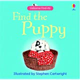Find the Puppy (Usborne Find It Board Books)