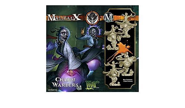 Malifaux Ten Thunders Charm Warder