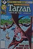 TARZAN LORD OF THE JUNGLE Comic Book #21