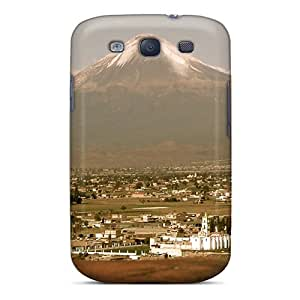 Premium [WZfVzKO606kejAK]popocatepetl Volcano Case For Galaxy S3- Eco-friendly Packaging