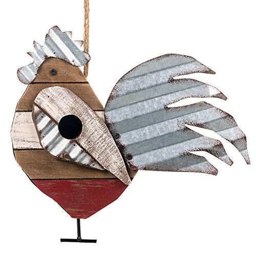 Rooster Birdhouse ()