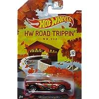 Hot Wheels 2014 Hw Road Trippin 'NH 112 '09 Corvette Zr1 29/32