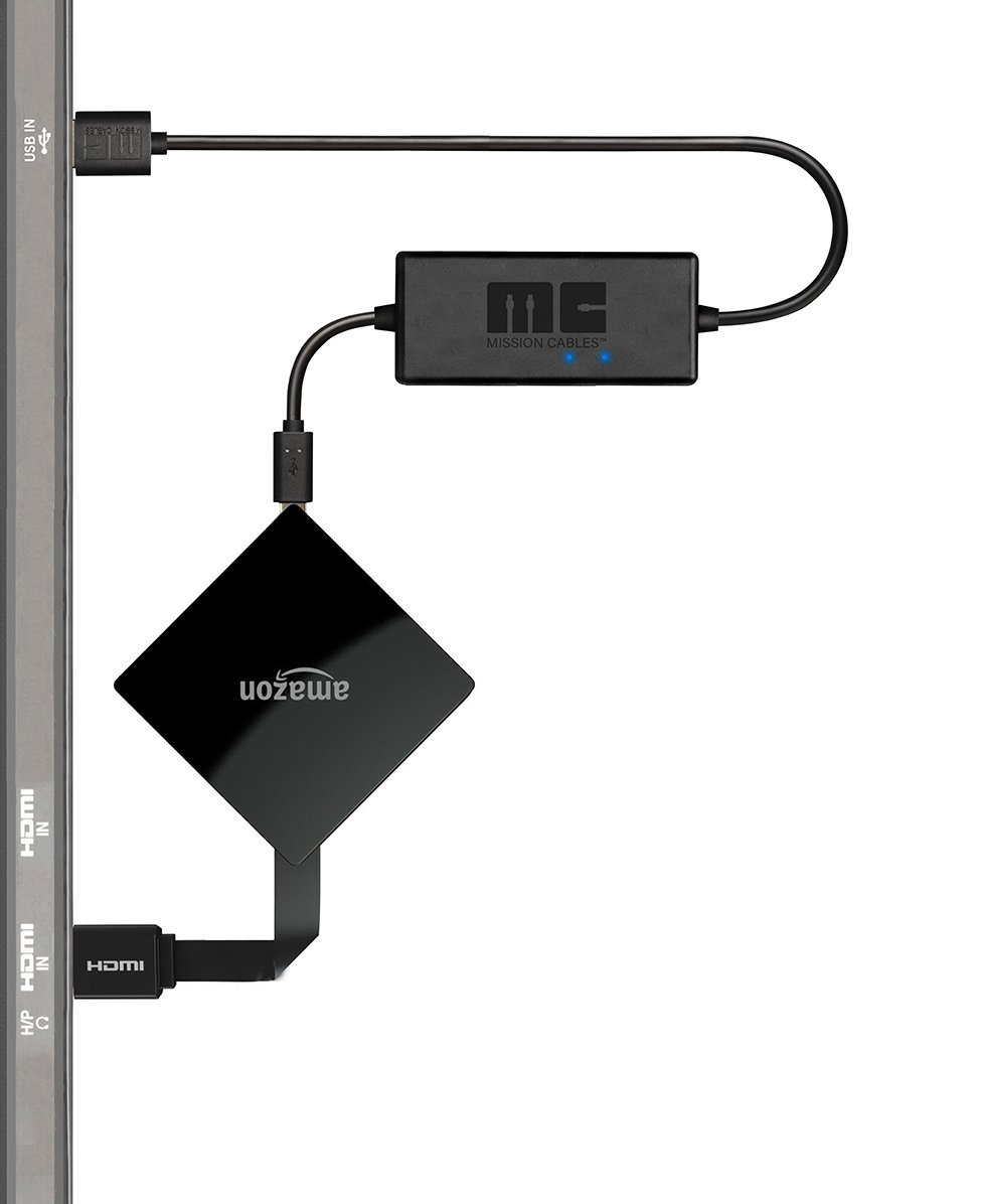 Mission Cables MC45 - Cable USB de corriente para el...