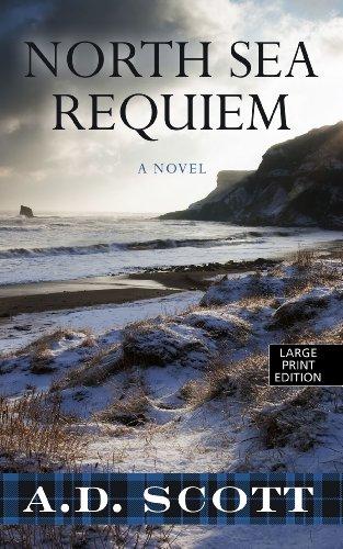 book cover of North Sea Requiem