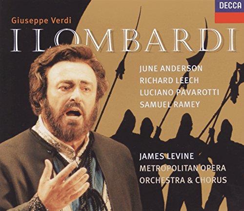 Verdi: I Lombardi (2 CDs) (Anderson Cd)