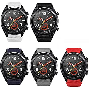 Amazon.com: Cywulin for Huawei Watch GT, Huawei Watch 2 ...