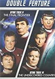 Star Trek V: The Final Frontier / Star Trek VI: The Undiscovered Country by Paramount