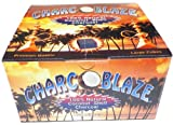 12X Charcoblaze Natural Coconut Hookah Charcoal 1 Case